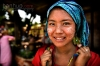 Tribal lady