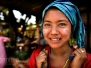 Portraits from Nyaung Shwe, Myanmar